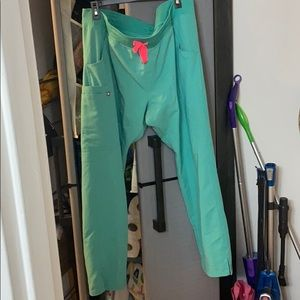 FIGS SURGICAL GREEN XL KADE BOTTOMS